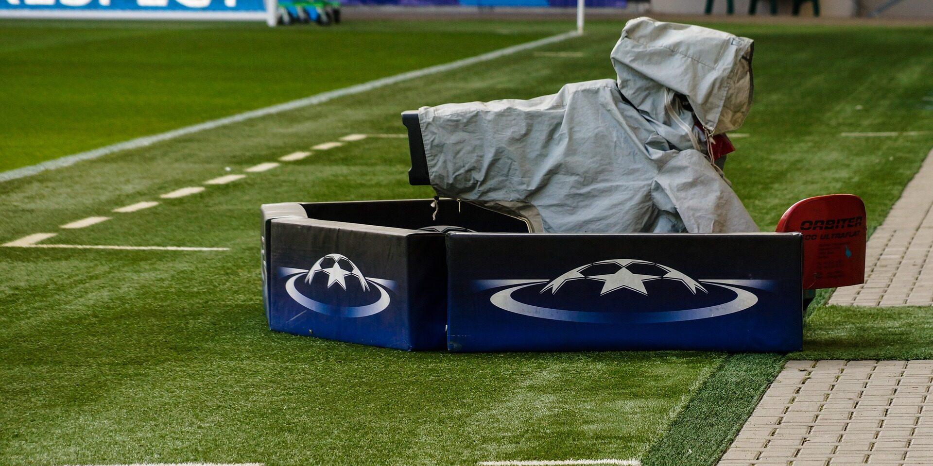 fotball em på tv