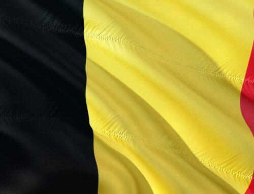 Belgias lagoppstilling til fotball EM
