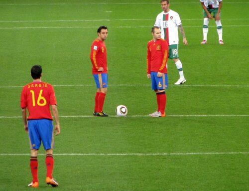 Spanias lagopstilling til fotball-EM