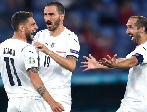 Italia som gullfavoritt!
