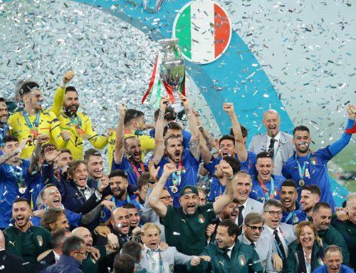 Italia vant fotball-EM 2021